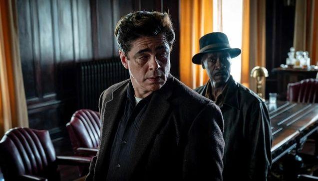 photo, Benicio Del Toro, Don Cheadle