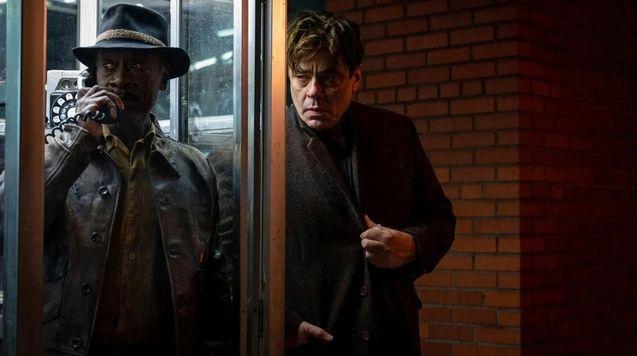 photo, Don Cheadle, Benicio Del Toro