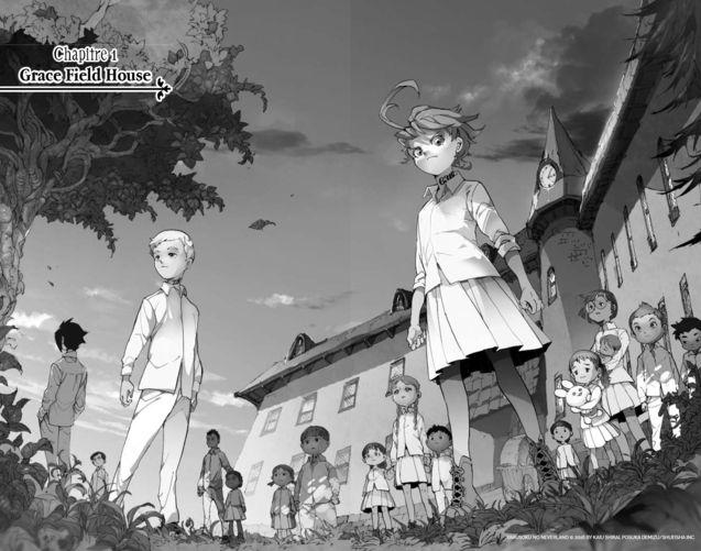 Illustration Tome 1, Kaiu Shirai, Posuka Demizu