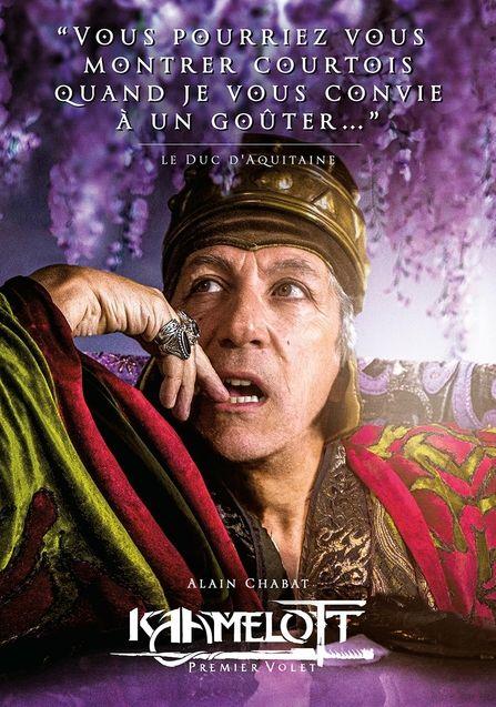 Affiche Alain Chabat