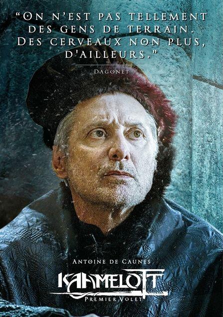 Affiche Antoine de Caunes