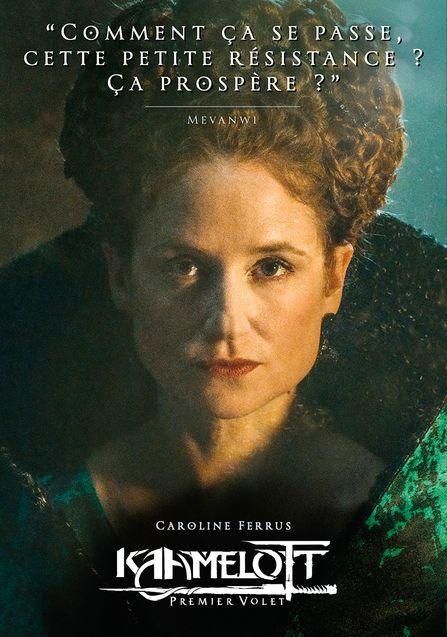 Affiche Caroline Ferrus