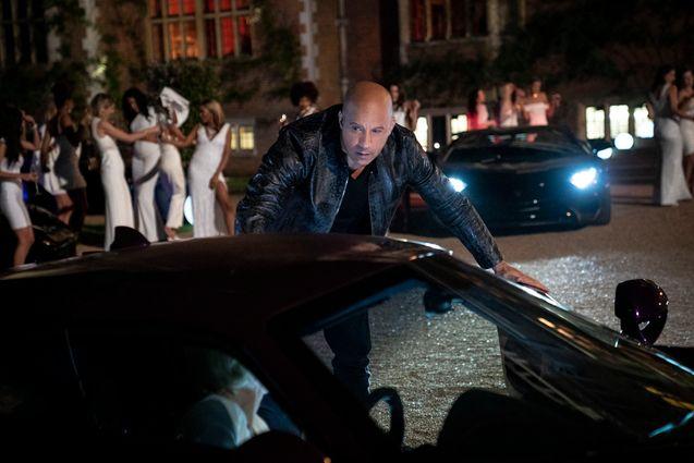 photo, Vin Diesel