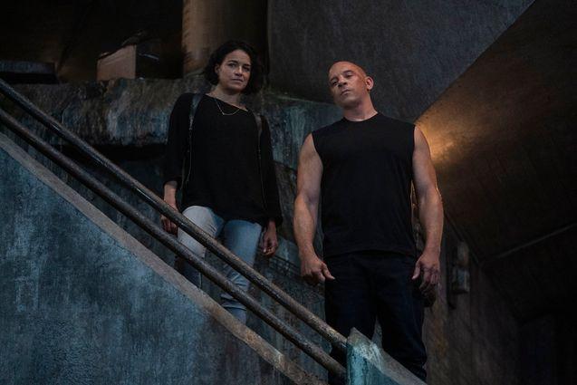 photo, Vin Diesel, Michelle Rodriguez