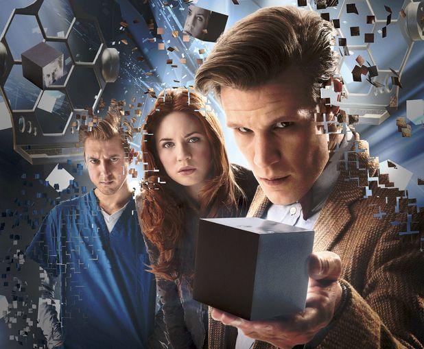 photo, Matt Smith, Doctor Who