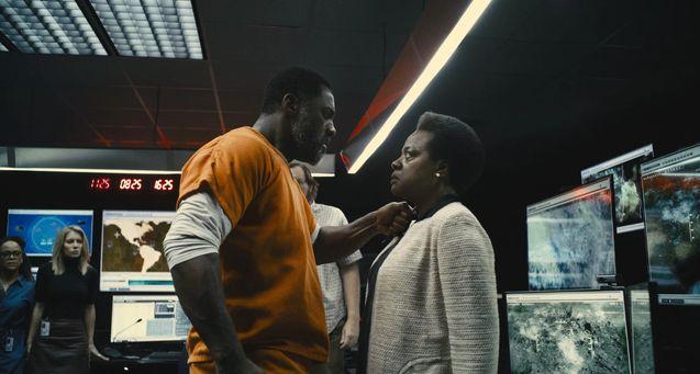 photo, Viola Davis, Idris Elba