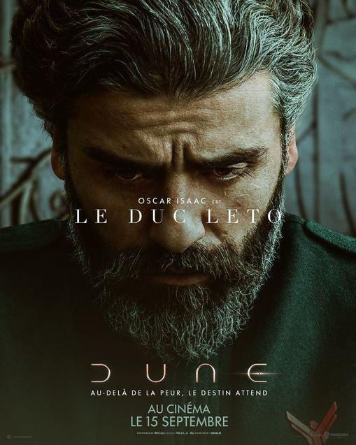 Affiche Oscar Isaac