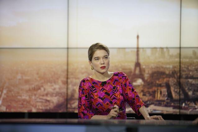 Photo Léa Seydoux