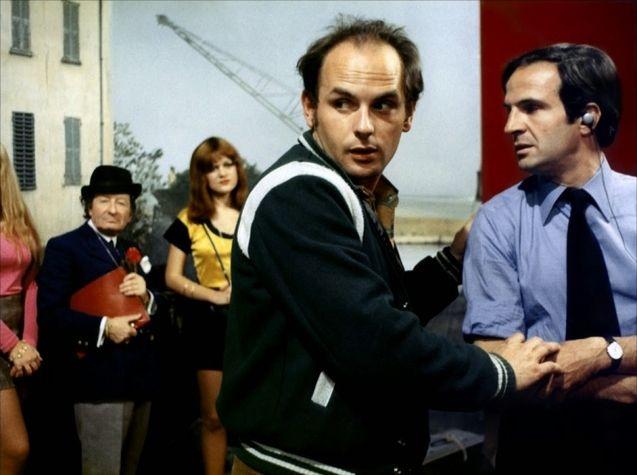 photo, Jean-François Stévenin, François Truffaut