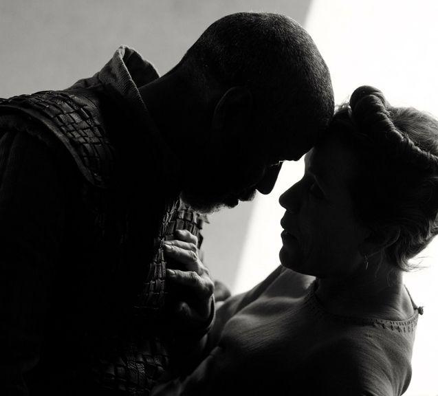 Photo Denzel Washington, Frances McDormand