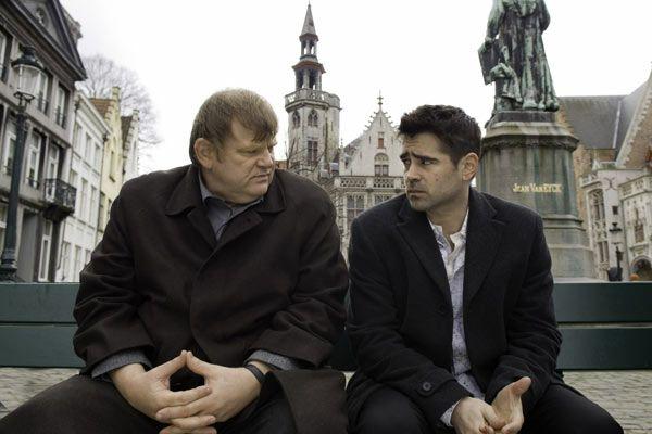 Photo, Brendan Gleeson, Colin Farrell