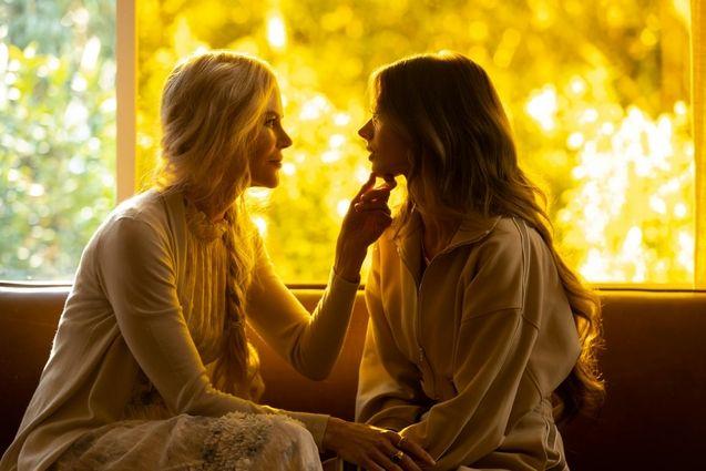 photo, Nicole Kidman, Samara Weaving