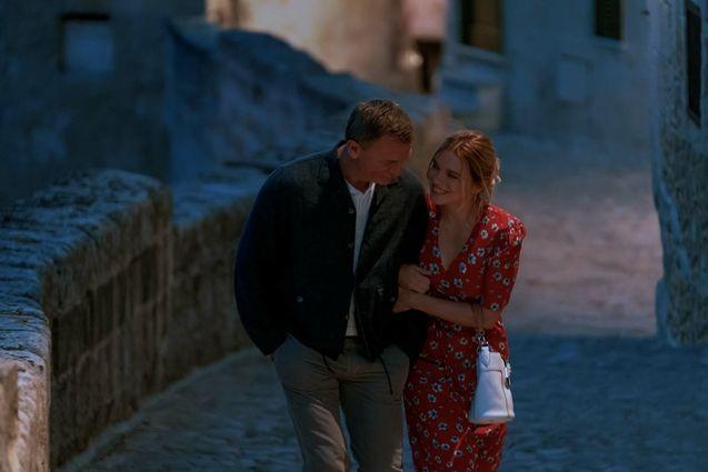 photo, Daniel Craig, Léa Seydoux