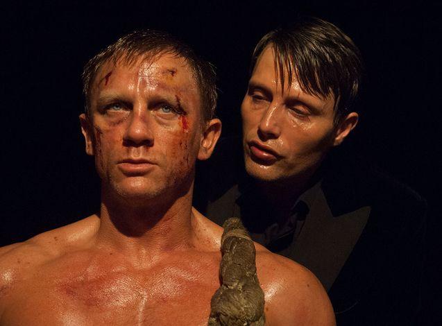Photo Daniel Craig, Mads Mikkelsen