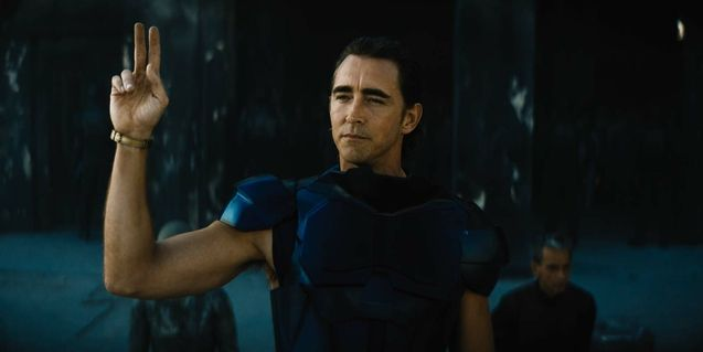 photo, Lee Pace