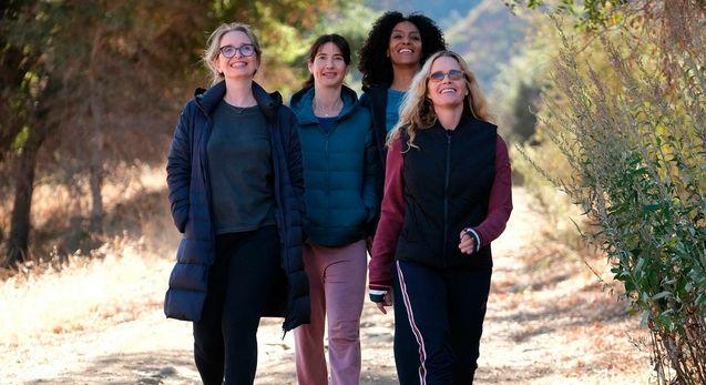 photo, Julie Delpy, Elisabeth Shue, Alexia Landeau
