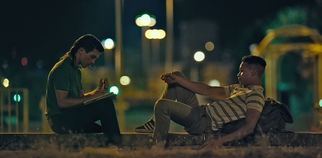Photo, Sandor Funtek , Theo Christine