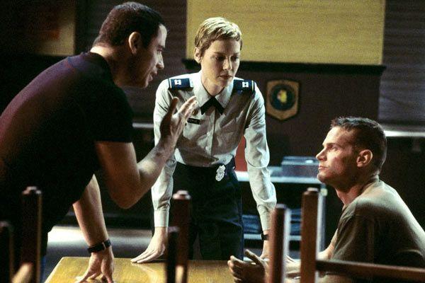photo, John Travolta, Connie Nielsen