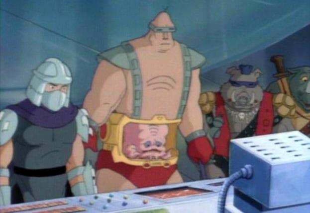 Le terrible krang sera bien pr sent dans les tortues ninja 2 actualit film - Image de tortue ninja ...