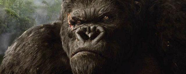 Skull Island Teaser Reveals King Kong Remake At Comic Con: King Kong : Skull Island Balance Un Premier Poster Animé