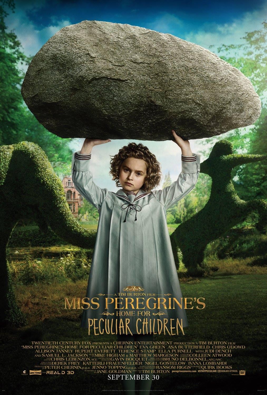 Miss Peregrine et les enfants particuliers révèle de ... Michael Fassbender Facebook