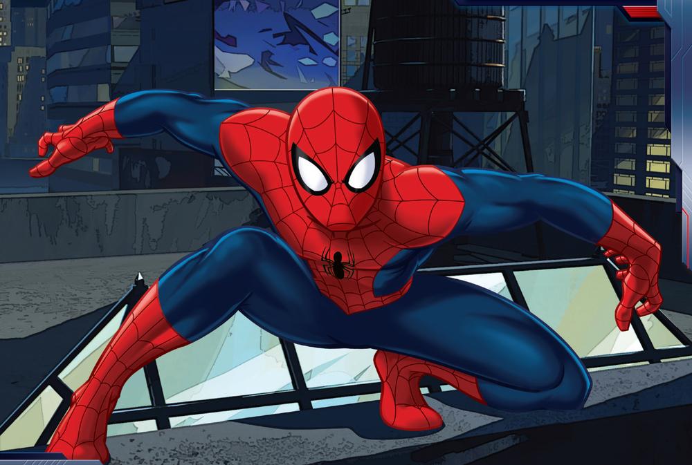Le Spider-Man anim&#23...