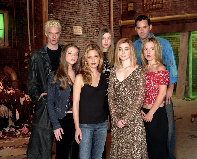 Blog Tour - Buffy