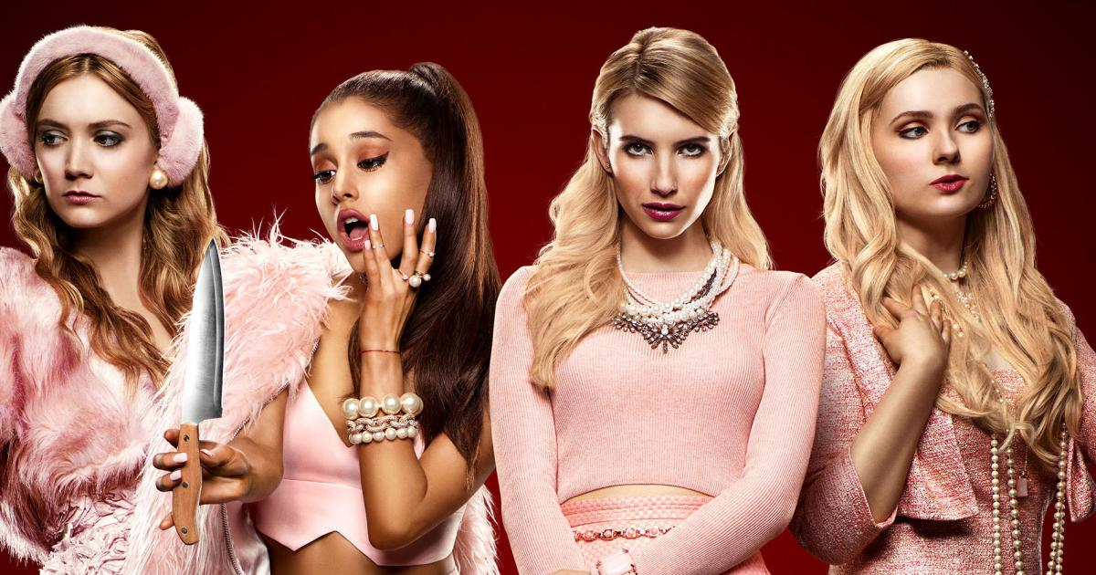 Scream Queens saison 2 : First Look VO