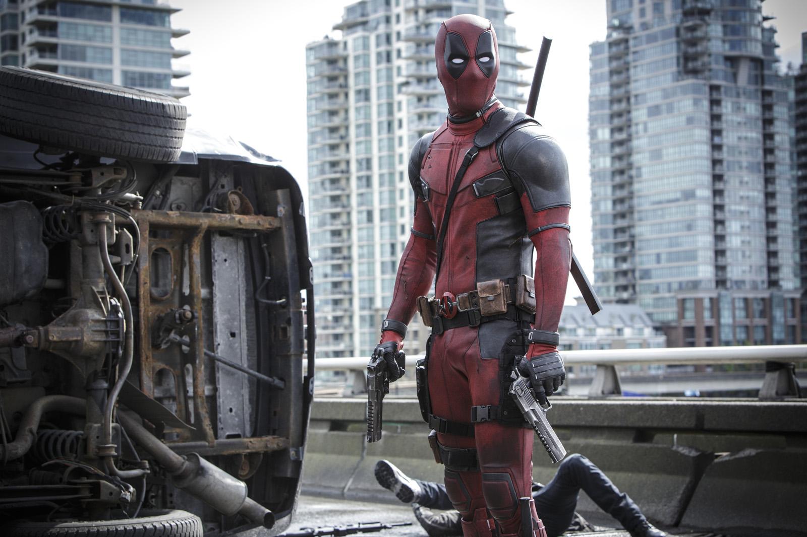 La chaîne FXX commande une série animée pour adultes — Deadpool