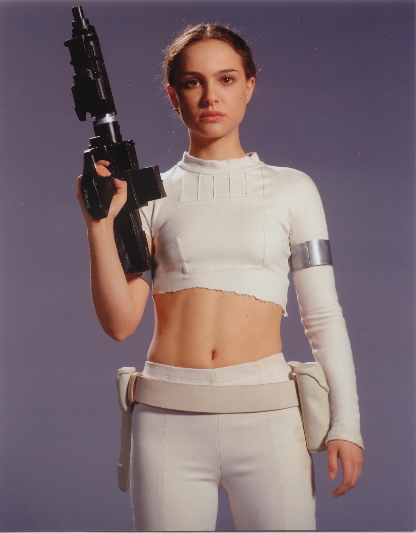 Natalie Portman pense que la prélogie Star Wars est le ... Natalie Portman Jackie