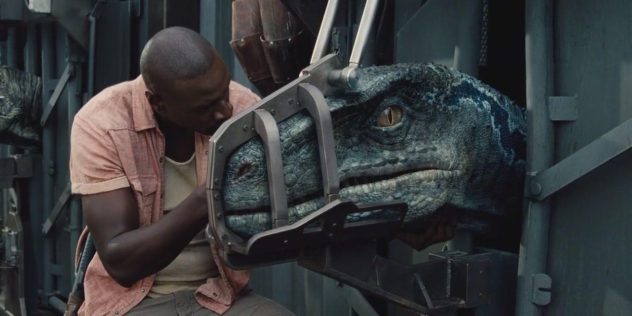 Jurassic World Film 2015