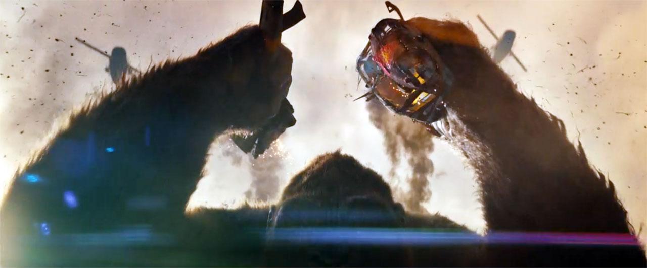 King Kong Skull Island Bestiaire