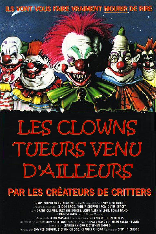 les clowns tueurs venus dailleurs