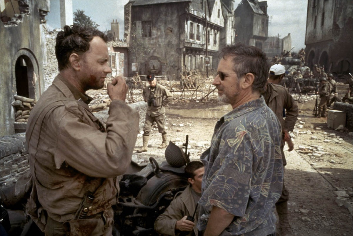 an analysis of the film saving private ryan by steven spielberg Saving private ryan film, drama 0 love it save it 15 with miller and his platoon assigned to find and bring back private ryan steven spielberg.
