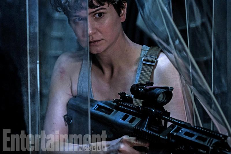 1er trailer officiel et photos du film — Alien Covenant