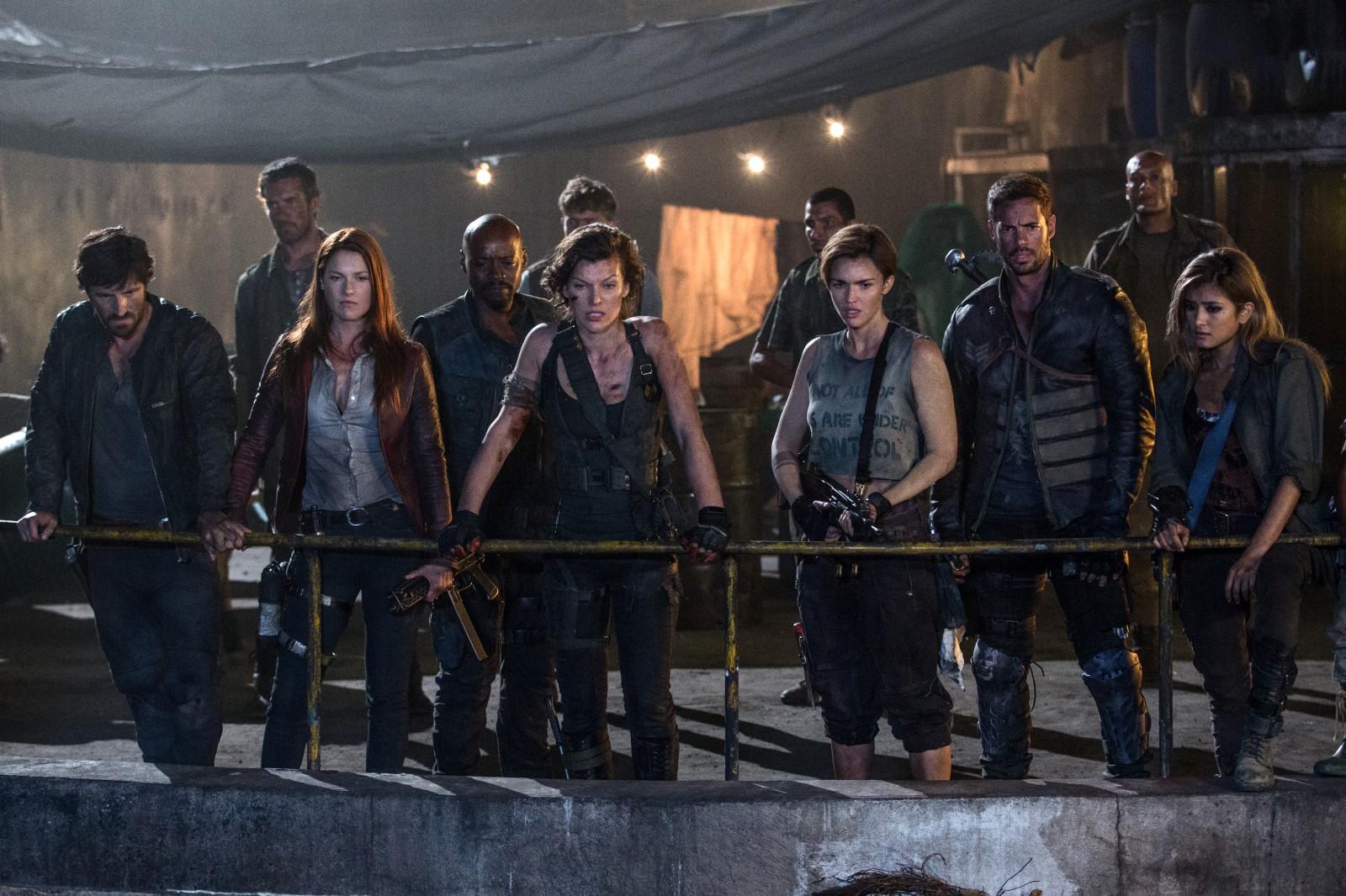 Un reboot de la franchise avec 6 nouveaux films — Resident Evil