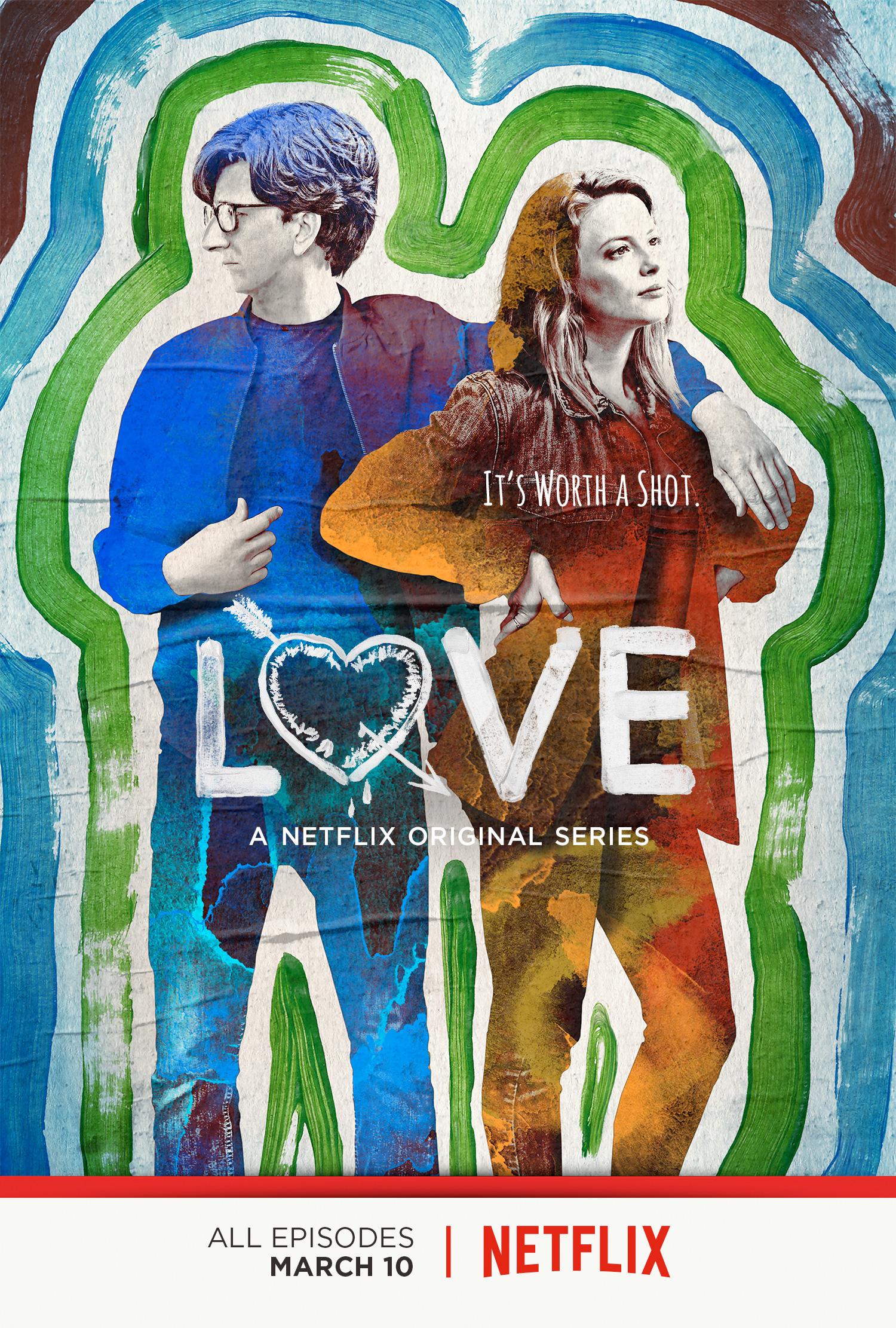 Love – Saison 2: l'amour c'est toujours compliqué