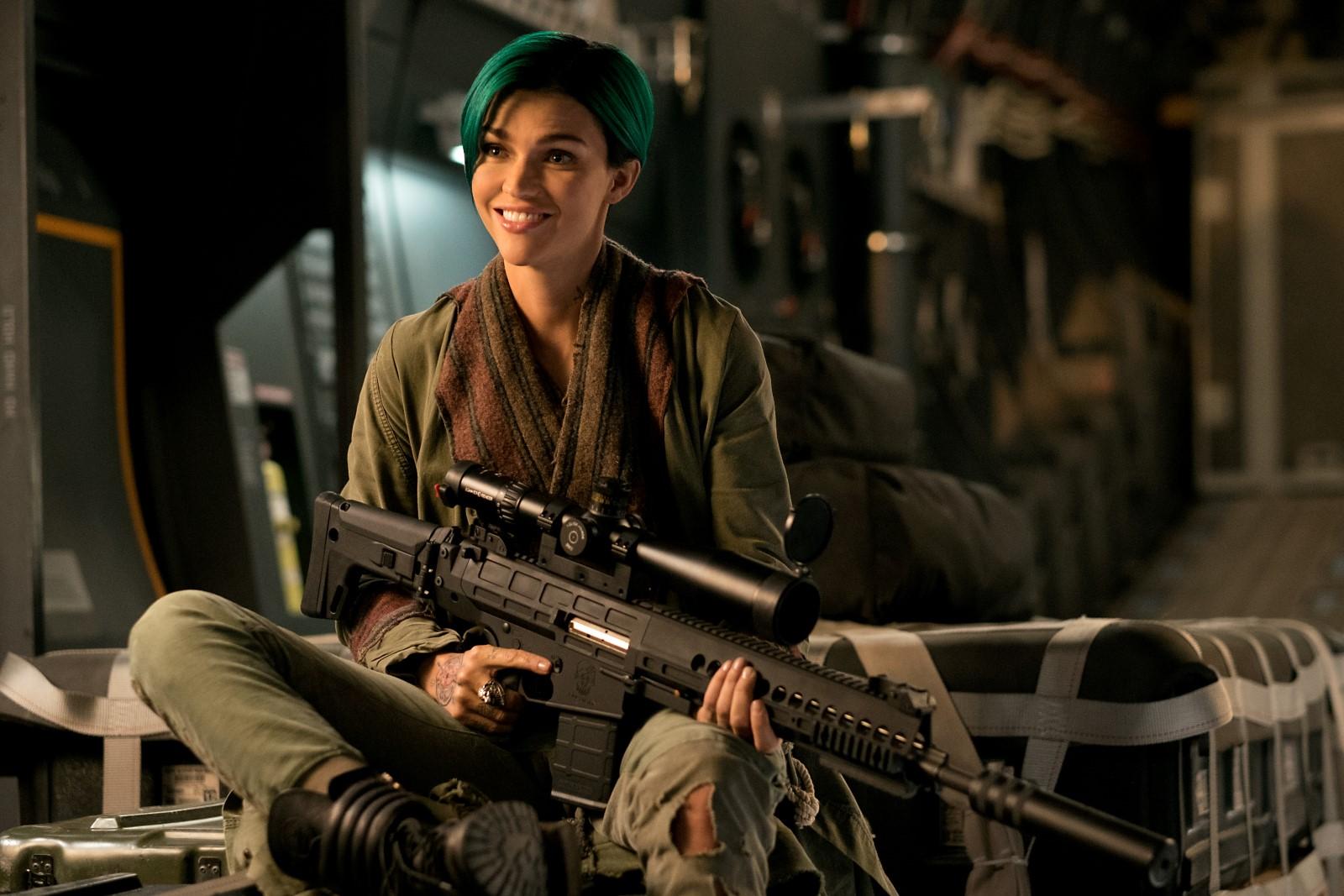 Ruby Rose sera Batwoman — CW