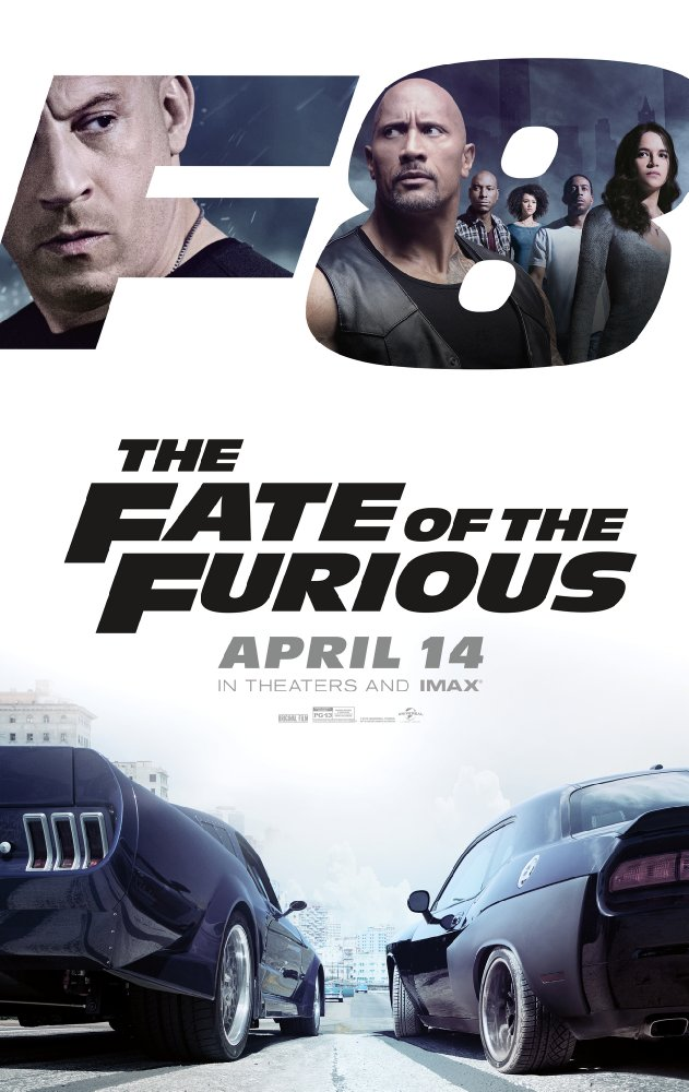 photos et affiches fast furious 8. Black Bedroom Furniture Sets. Home Design Ideas