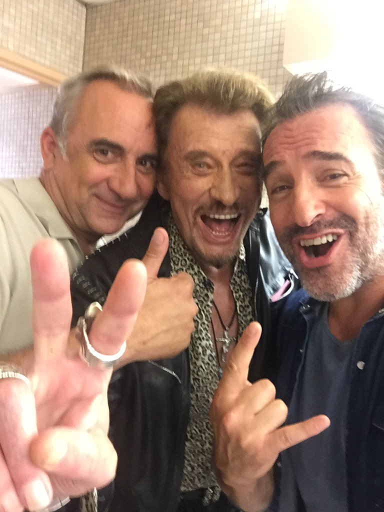 Chacun sa vie film 2017 for Age de jean dujardin