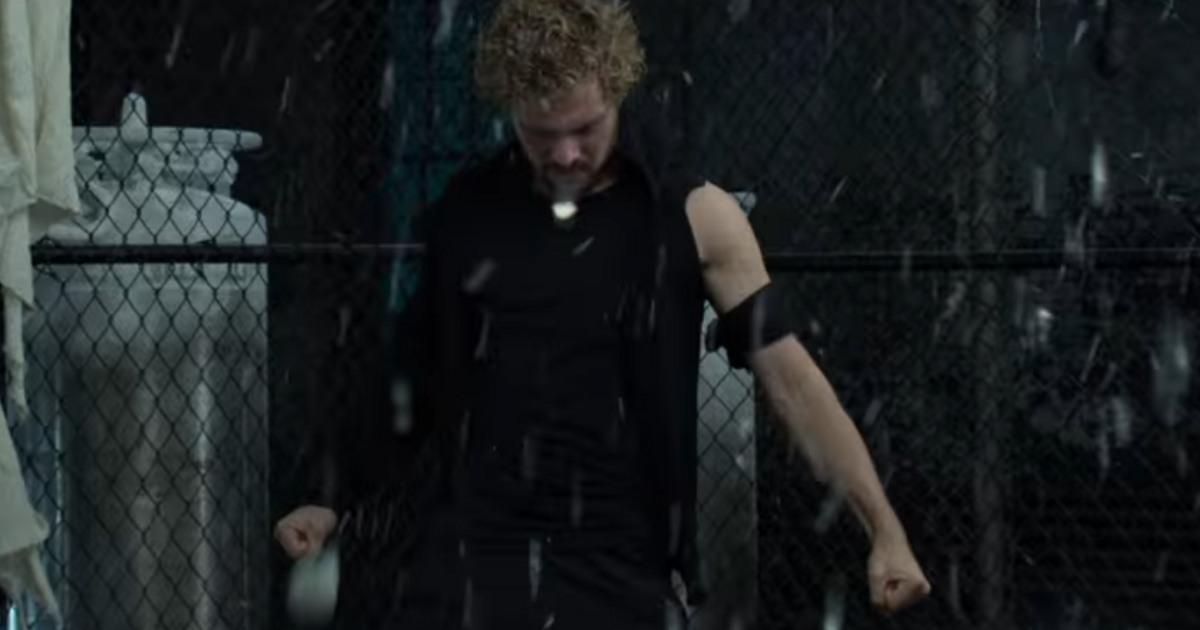 Iron Fist, la nouvelle série de Netflix, arrive le 17 mars