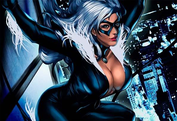 Battre la chatte noire