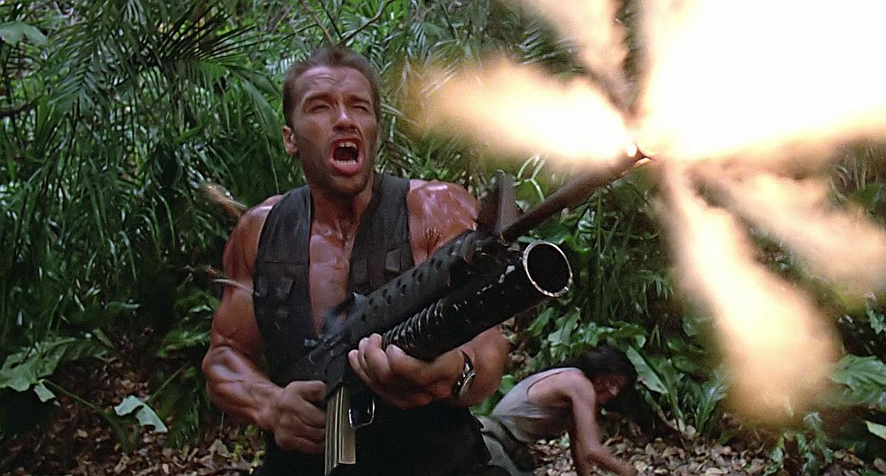 [Topic photos] Si vous ne deviez en garder qu'une... Arnold-schwarzenegger-predator-983174