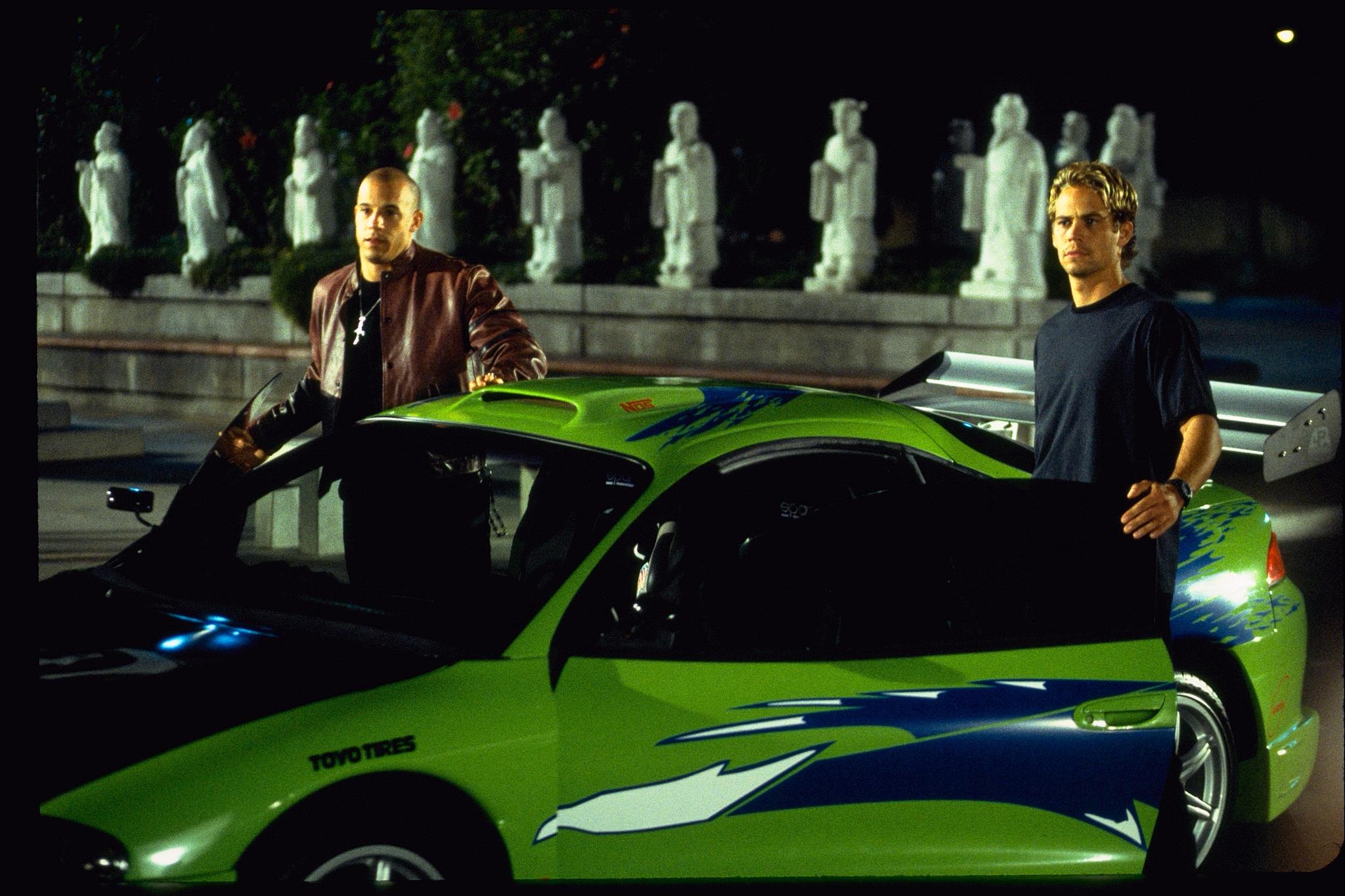 fast amp furious film 2001 ecranlargecom