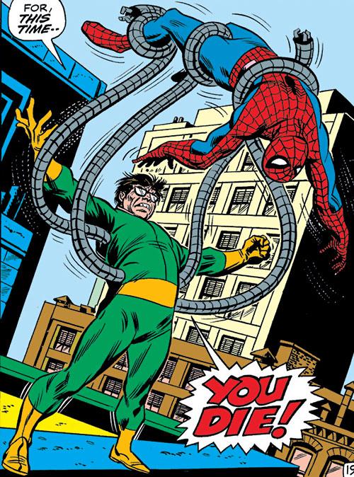 Les spider man de sam raimi la trilogie est elle une - Et spider man ...