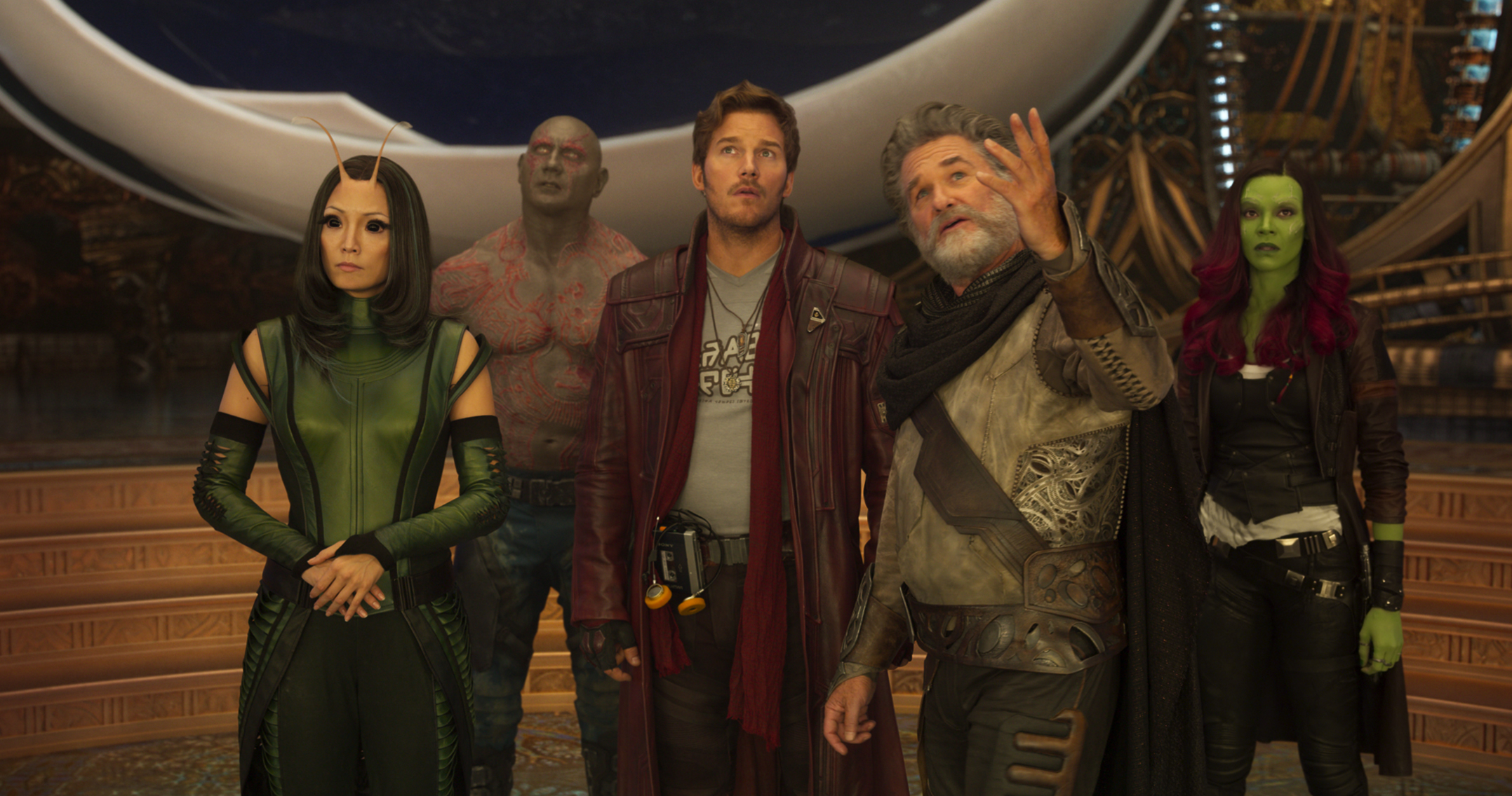 Les Gardiens de la galaxie se rebiffent — James Gunn viré