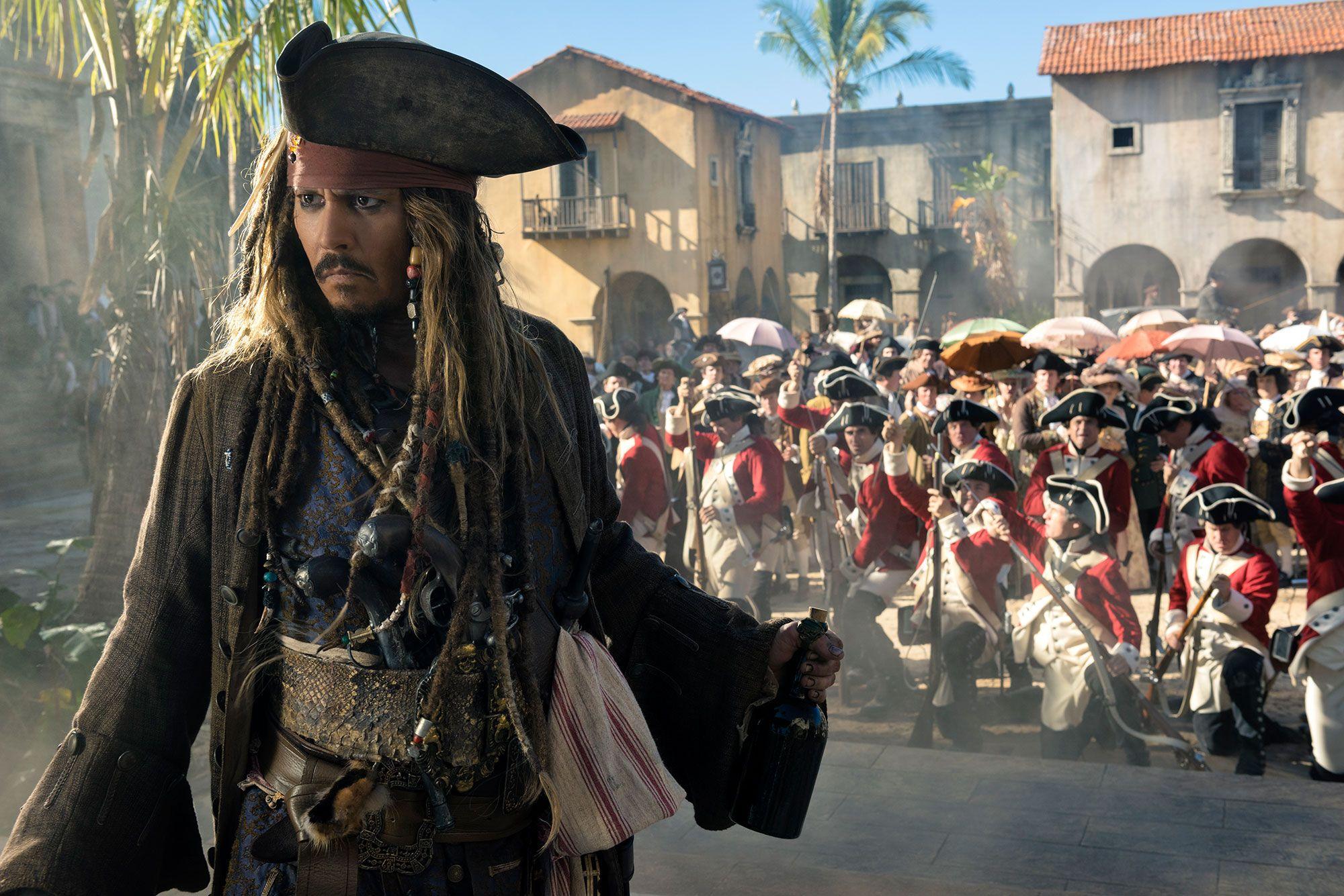 Disney songerait à faire un reboot la saga — Pirates des Caraïbes