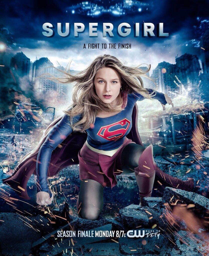 Season 3 2017 Ep 13 123movies To: Tout Sur La Série Supergirl