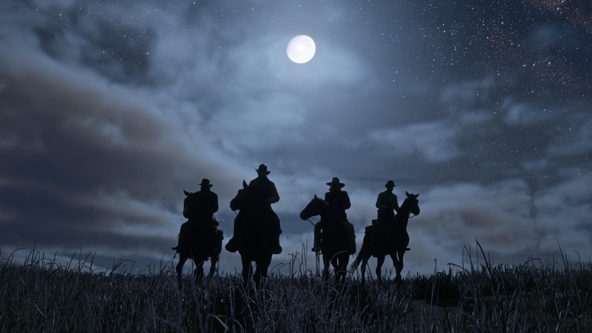 Red Dead Redemption 2 : une nouvelle bande annonce alléchante