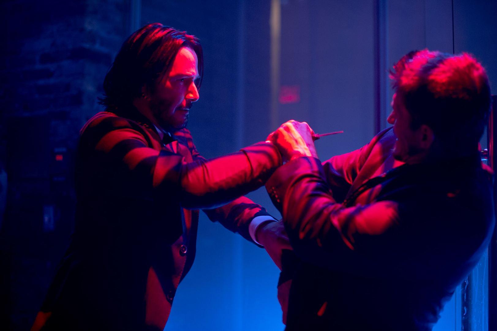 Actualité Film: John Wick 4 lourdement repoussé à cause de Matrix 4